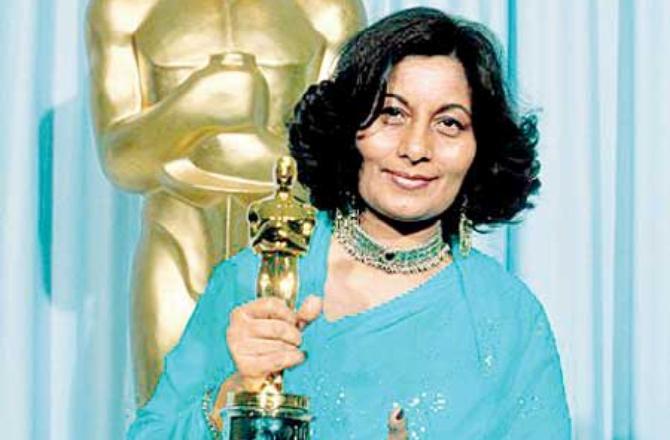 Bhanu Athaiya: Costume Designer, India's First Oscar Winner, Dies at 91