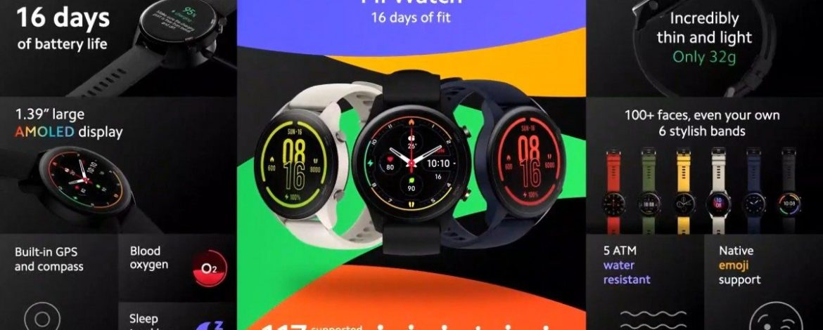 Mi Watch 65W Fast Charger, Mi With Up to 16 Days Battery Life With GaN Tech Launched