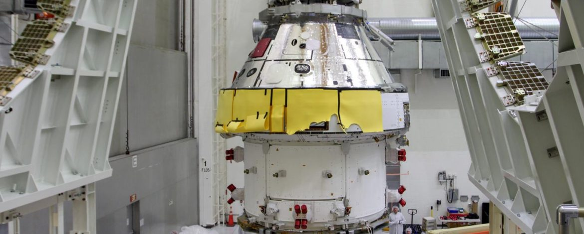 NASA will not repair of Orion electronics unit