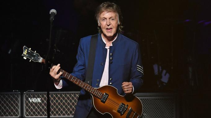Paul's 'McCartney III' Debuts at No. 1 on Billboard's Top Album Sale Chart