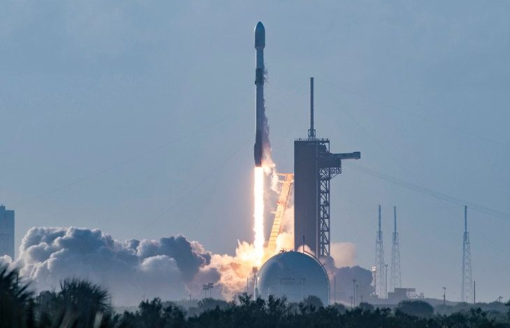 SpaceX dispatches 60 more Starlink satellites into space in its first launch of 2021