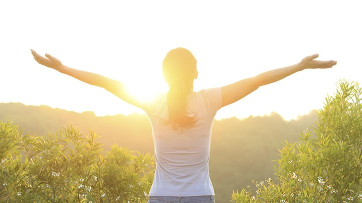 How to securely acquire Vitamin D from the sun