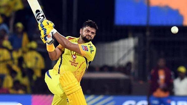 2021 IPL season : CSK retain Suresh Raina