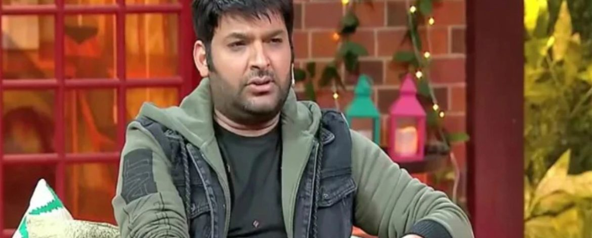 Comedian Kapil Sharma joins hands for his next project with Netflix