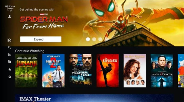 Sony's Bravia Core streaming service will launch video comparable to Blu-ray