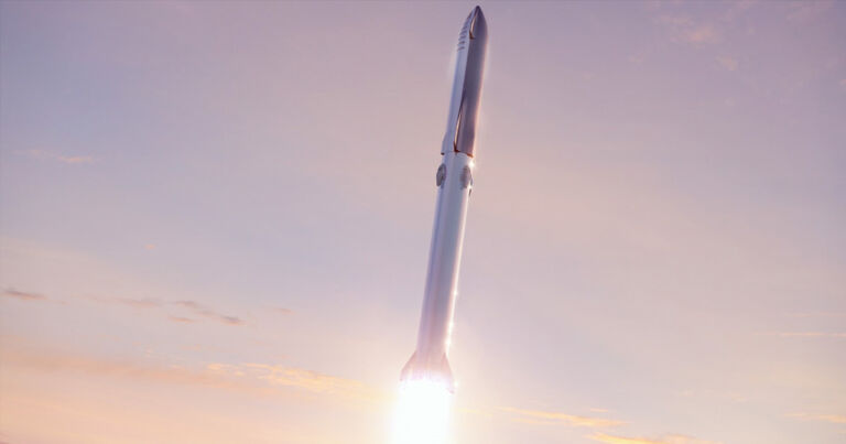 SpaceX targets striking new 'catch' system for landing Super Heavy rockets
