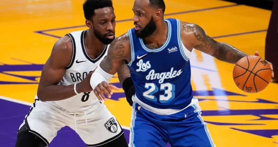 Lakers' LeBron James, Brooklyn Nets' Kevin Durant named NBA All-Star Game captains