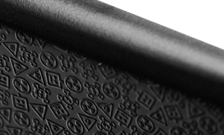 Dbrand begins selling matte black PS5 plates and dares Sony to sue
