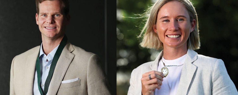 Steve Smith victory third Allan Border Medal, Beth Mooney bags lady Belinda Clarke Award